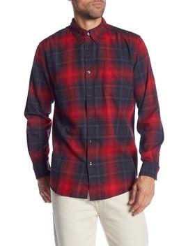 lightweight-standard-fit-flannel-shirt by joe-fresh