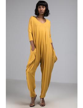 the-life-i-need-harem-jumpsuit by akira