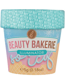 Glazed So Icy ''mini'' Illuminator by Beauty Bakerie