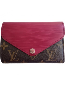 Leather Wallet by Louis Vuitton