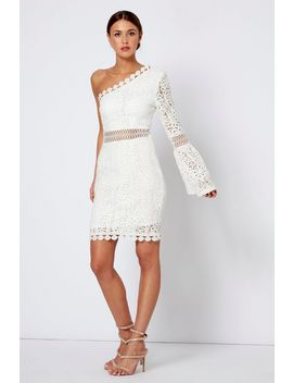 **Crochet Dress By Club L London by Topshop