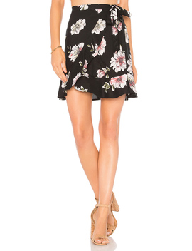 Hibiscus Mini Skirt by Band Of Gypsies