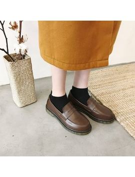 Bolitin   Round Toe Loafers by Bolitin