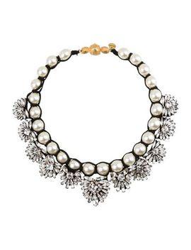 Shourouk Necklace   Jewelry by Shourouk