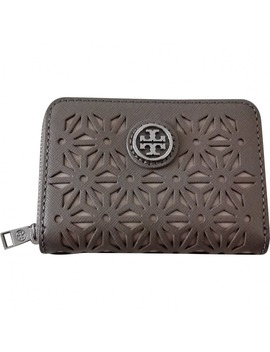 Leather Purse by Tory Burch
