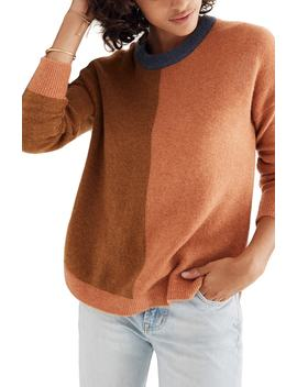 Westlake Colorblock Pullover by Madewell