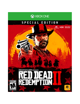 Red Dead Redemption 2 Special Edition, Xbox One *Play On Release Date!* by Rockstar Games