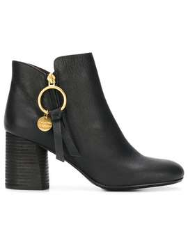 Louise Ankle Boots by See By Chloé