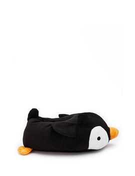 Penguin Indoor Slippers by Forever 21