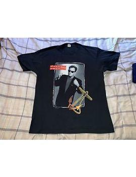 Vintage Billy Joel Storm Front Tour 1989 1990 Concert Shirt Men's Large by Screen Stars
