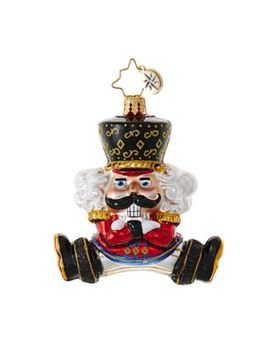 Bolshoi Guard Little Gem Ornament by Christopher Radko