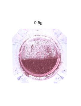Born Pretty Rose Gold Nail Glitter Powder Mirror Nail Art Chrome Pigment Dust by Born Pretty