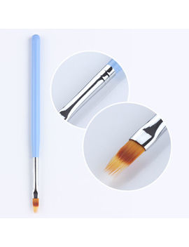 Gradient Nail Uv Gel Brush Drawing Painting Shading Pen Sponge Nail Art Tool Diy by Unbranded