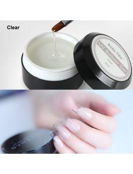 Belle Fille 15ml Builder Gel Finger Nail Art Tip Extension Soak Off Uv Gel Nail by Belle Fille