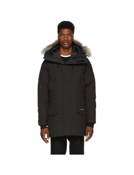 Black Down Langford Parka by Canada Goose
