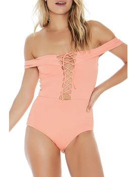 Anja One Piece Swimsuit by L Space