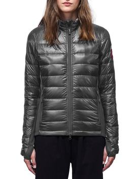 'hybridge Lite' Slim Fit Mixed Media Down Jacket by Canada Goose