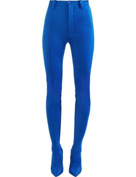 Pantashoe Spandex Skinny Pants by Balenciaga