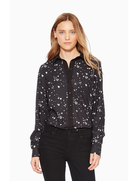 Susan Heart Blouse by Parker Ny