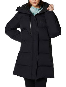 Adore Insulated Water Repellent Puffy Parka by Helly Hansen