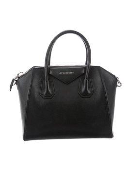 Leather Antigona Satchel by Givenchy