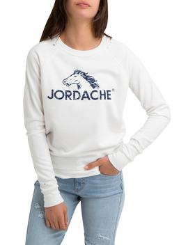 Madison Graphic Sweatshirt by Jordache