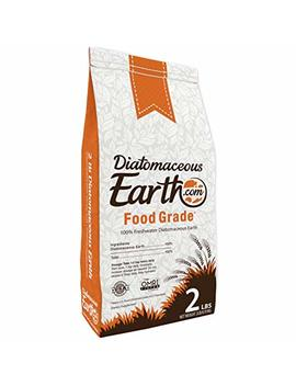 Diatomaceous Earth 2 Lbs Food Grade De   Includes Free Scoop by Diatomaceous Earth