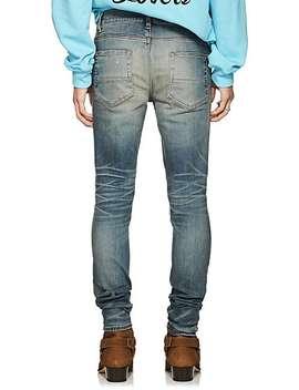 Thrasher Skinny Jeans by Amiri
