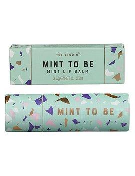 Yes Studio Moisturizing Lip Balm, Mint, 3.5 Gram by Yes Studio