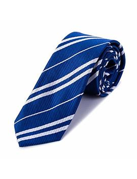 Miss Fantasy Cosplay Tie For Birthday Party Costume Accessory Necktie For Halloween Party (Blue) by Miss Fantasy