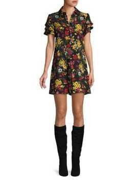 Jem Silk Dress by Alice + Olivia
