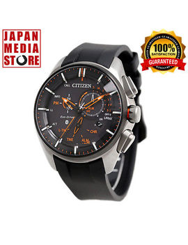 Citizen Bz1041 06 E Eco Drive Bluetooth I Phone Android 100 Percents Genuine Product by Citizen
