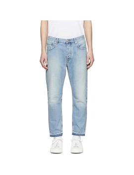 Blue Dorian Jeans by Harmony