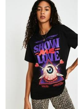Cheap Monday Love Poster Standard T Shirt by Cheap Monday