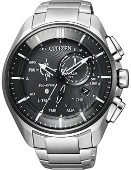 "Citizen Eco Drive Bluetooth ""Super Titanium Model"" Bz1041 57 E by Citizen"