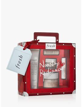 Fresh Nonstop Radiance Skincare Gift Set by Fresh