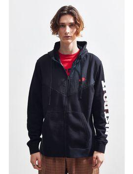 Nike Colorblocked Full Zip Hooded Sweatshirt by Nike