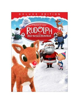 Rudolph The Red Nosed Reindeer (Dvd) by Target