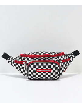Unionbay Checkered Fanny Pack by Unionbay