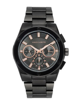 Men's 2 Zone Bracelet Watch, 45mm by Vince Camuto