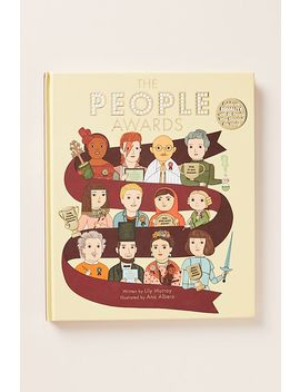 The People Awards by Anthropologie