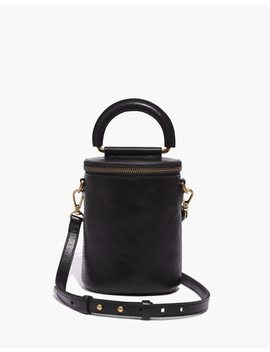 The Holland Binocular Bag In Leather by Madewell