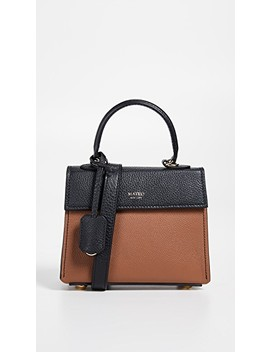 Elizabeth Ii Mini Satchel by Mateo
