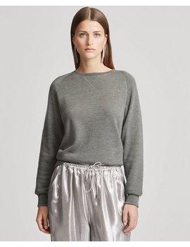 Cashmere Pullover Sweatshirt by Ralph Lauren