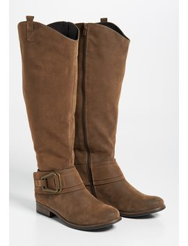 Gabby Wide Calf Tall Boot by Maurices
