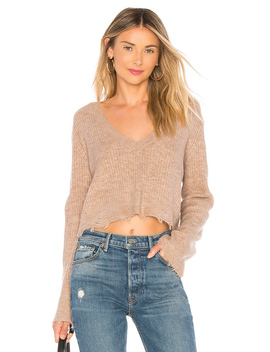X Revolve Sedona Pullover Sweater by Chrissy Teigen