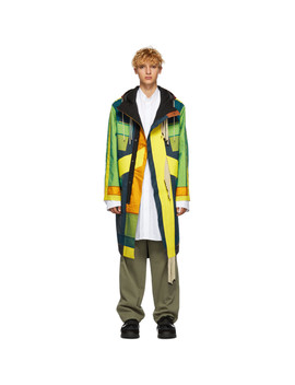 Yellow Tent Parka by Craig Green