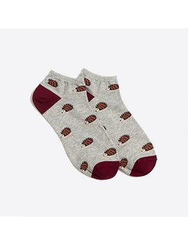 Porcupine Ankle Socks by J.Crew
