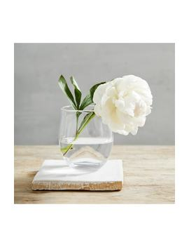 Small Boston Vase by The White Company