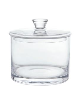 Small Glass Storage Jar by The White Company